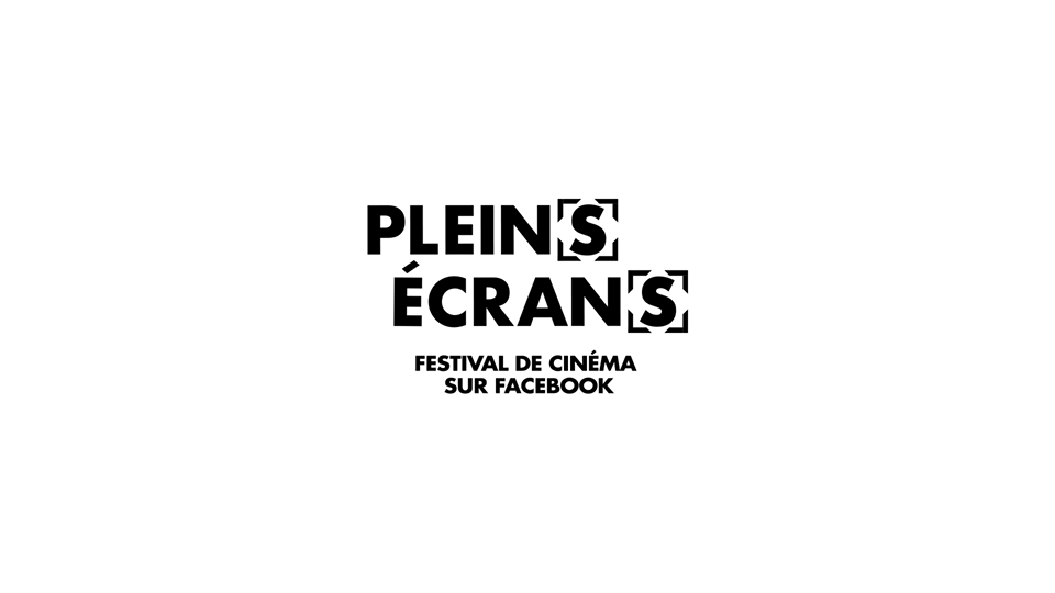 Logo du 5e Festival Plein(s) Écran(s) qui aura lieu du 13 au 25 janvier