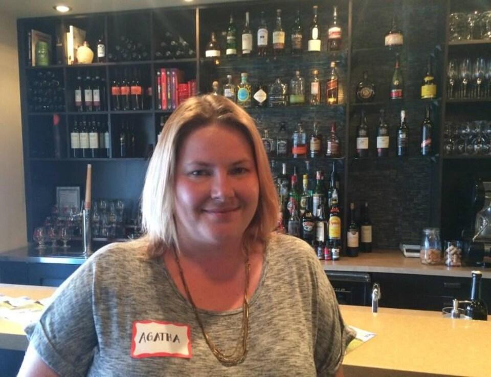 Agatha Podgorski est directrice de l'engagement communautaire pour la Culinary Tourism Alliance.