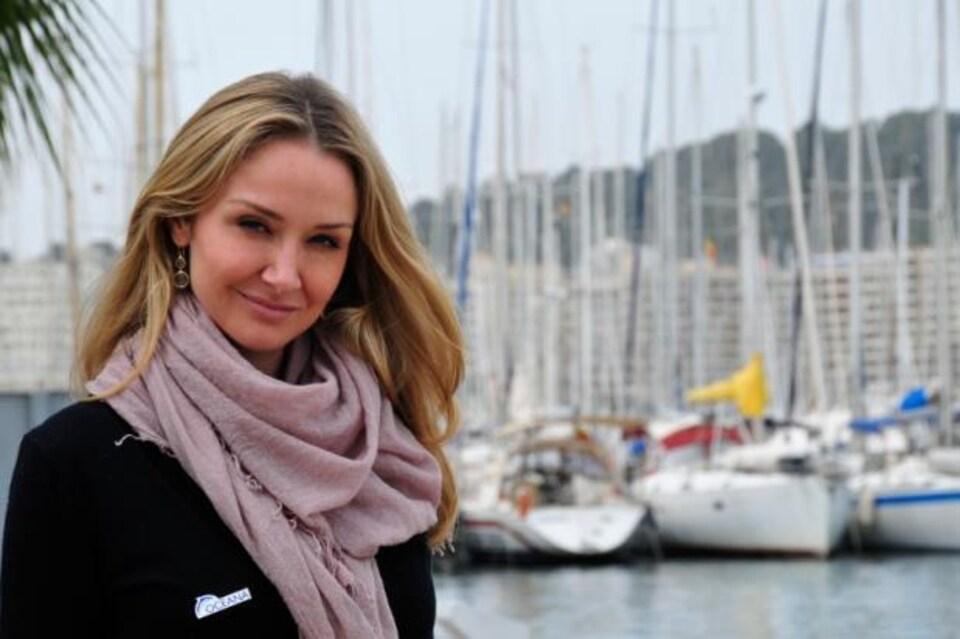 Alexandra Cousteau