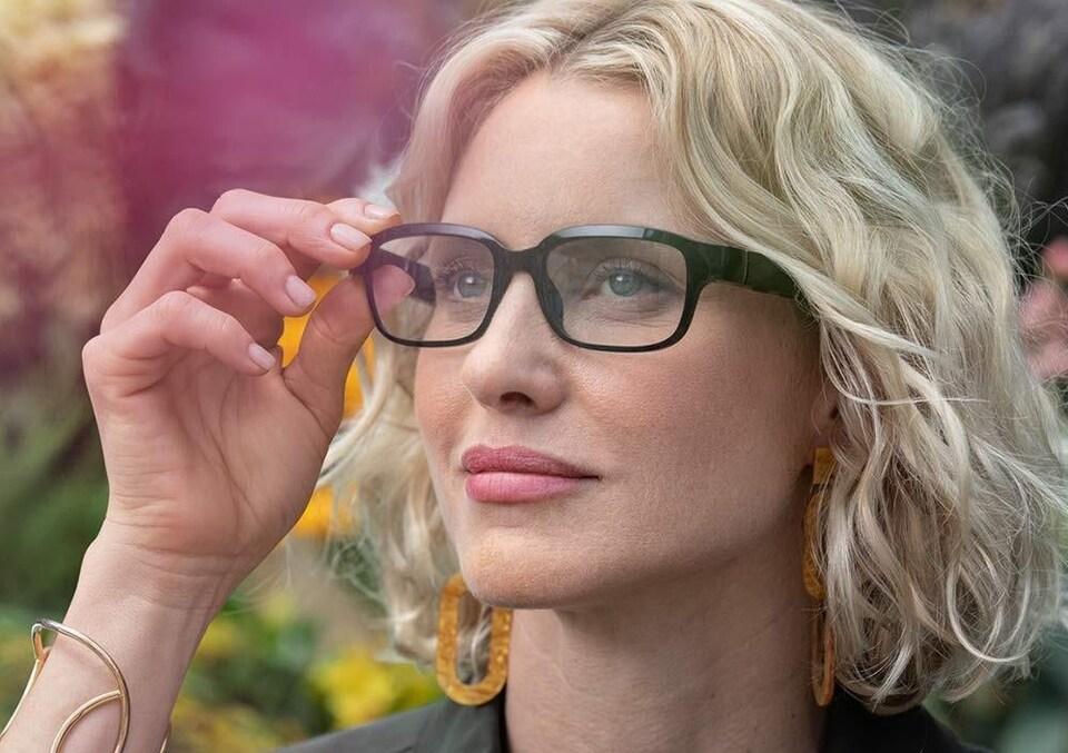 Les Echo Frames, les lunettes connectées d'Amazon.