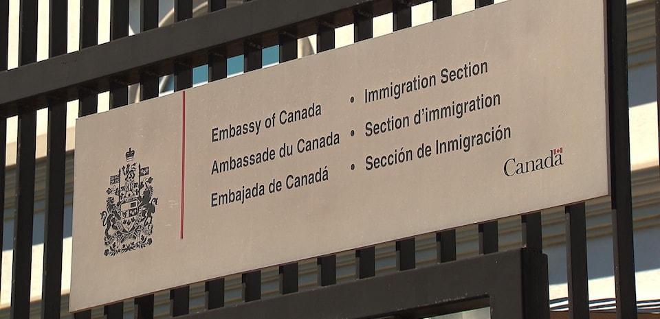 Ambassade du Canada à La Havane
