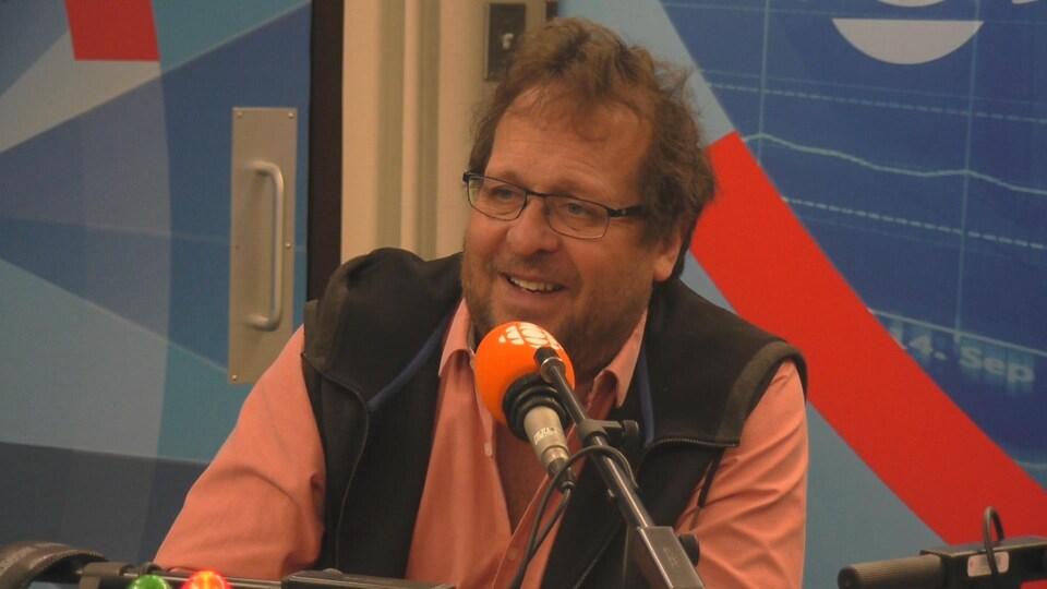 Érik Langevin en entrevue