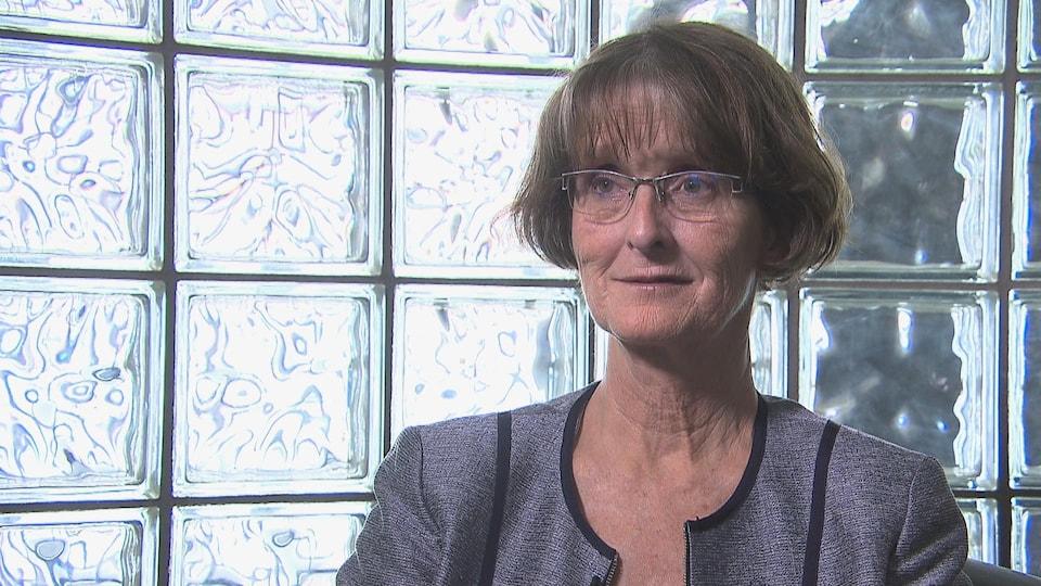 La directrice de la Séjournelle, Denise Tremblay