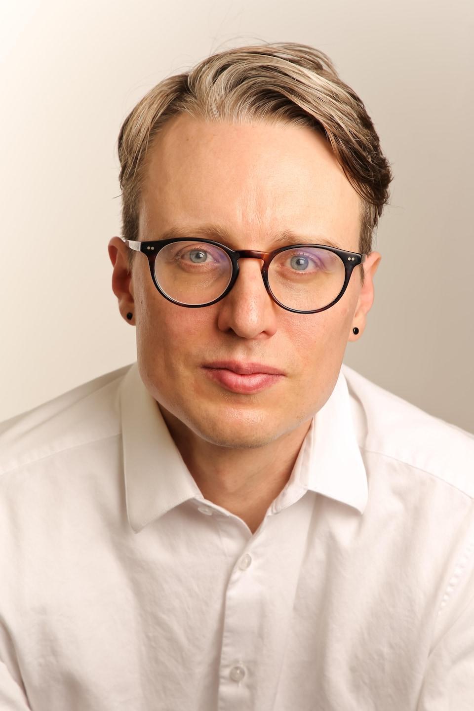 Neil McArthur, professur à l'Université du Manitoba.