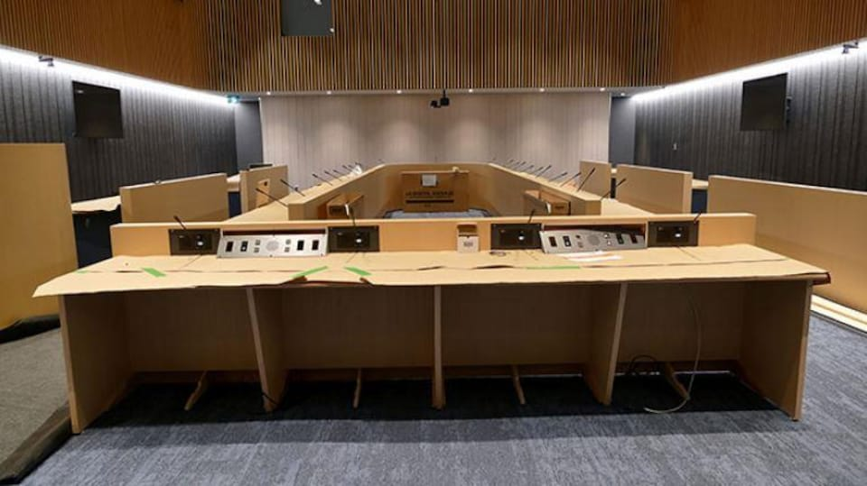 Les députés pourront utiliser deux nouvelles salles de commissions parlementaires ultra modernes pour étudier les projets de loi.