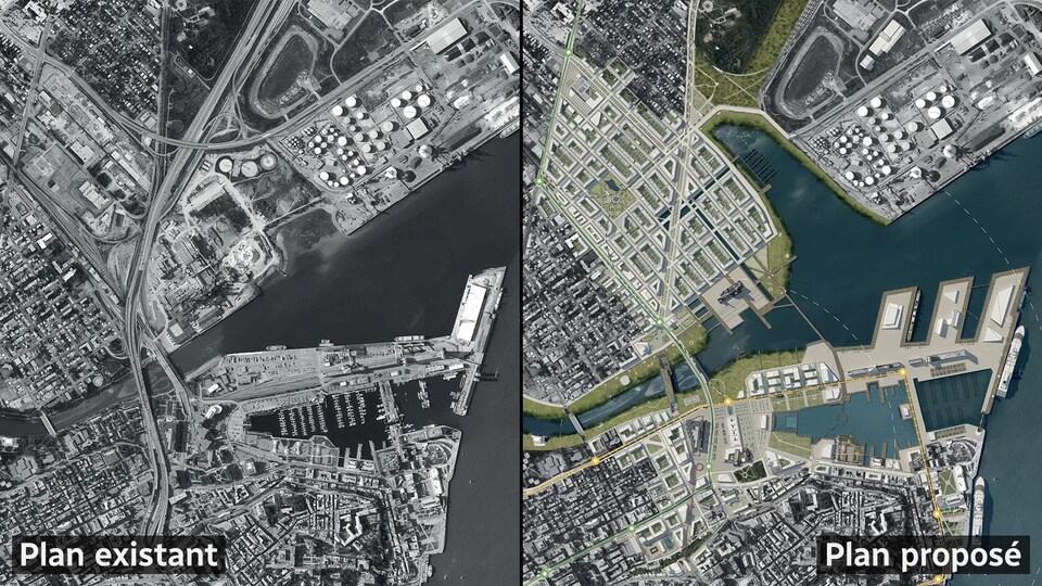Le projet «Québec, ville résiliente» vise à transformer le quartier industriel situé dans le Vieux-Limoilou en quartier résidentiel.