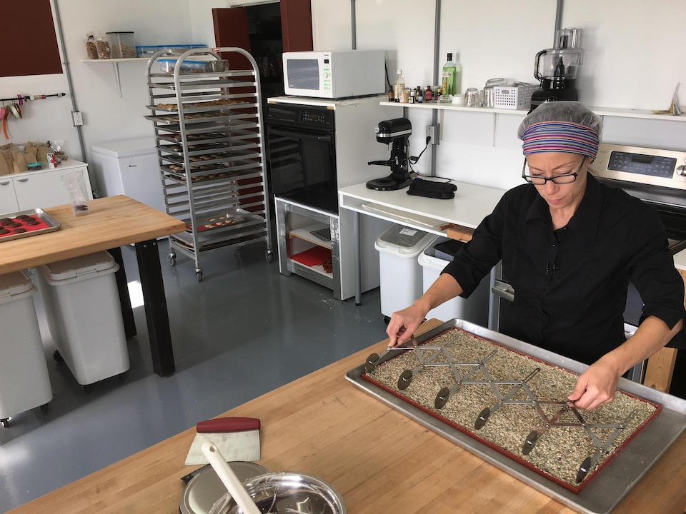 La Fabrique gourmande propose des craquelins inspirés d'une recette norvégienne.