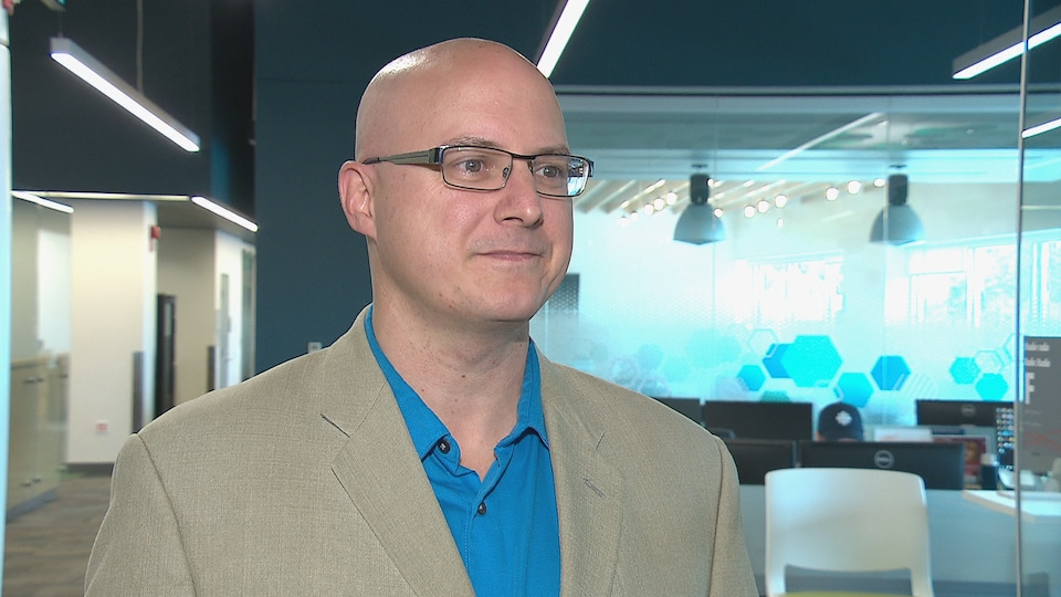 Yves Bourgeois en entrevue
