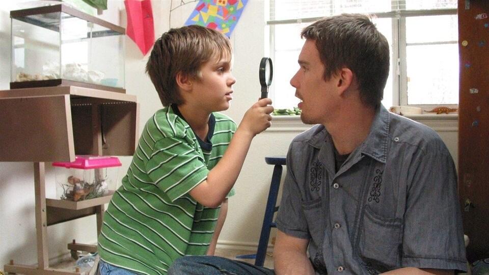Le film «Boyhood», de Richard Linklater