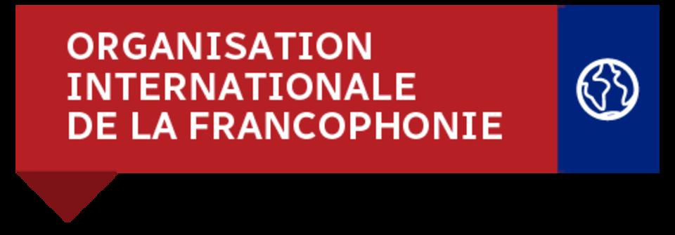 Bannière : Organisation internationale de la Francophonie