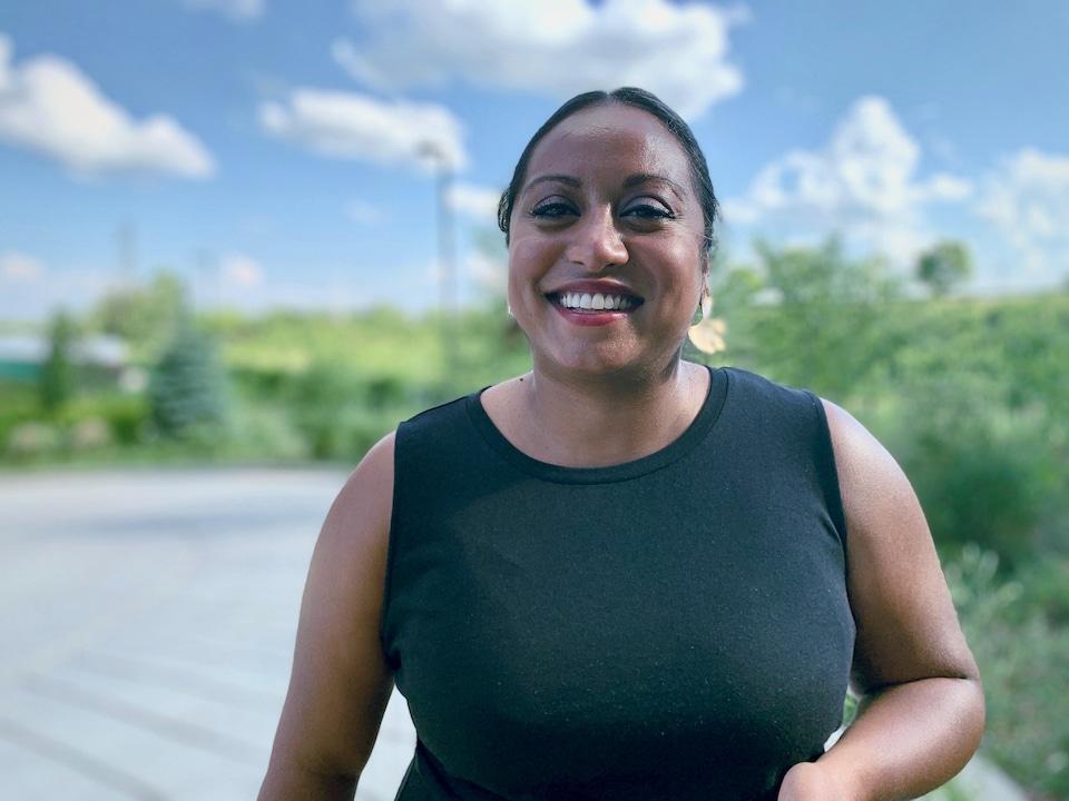 Camilla Sehti est aussi la spécialiste en santé mentale communautaire au gouvernement du Nunavut.