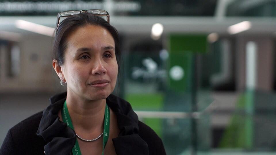 Caroline Quach, pédiatre microbiologiste-infectiologue au CHU Sainte-Justine.