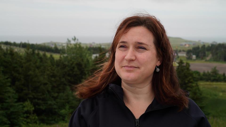 Catherine Bujold, conseillère aux relations avec le milieu chez Hydro-Québec