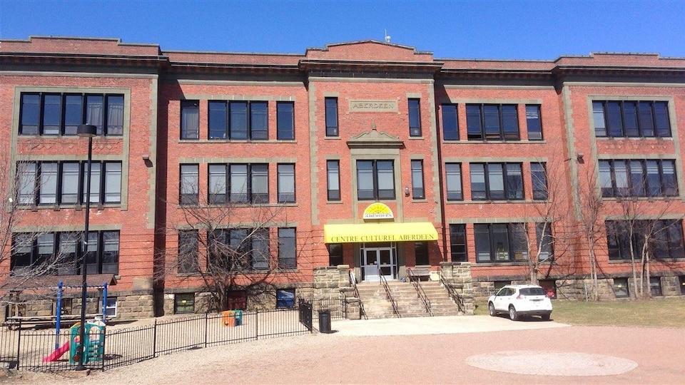 Le Centre culturel Aberdeen à Moncton