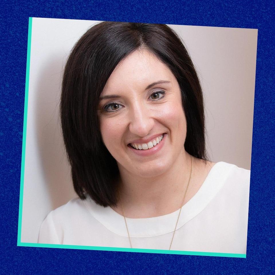 La Dre Sabrina Fréchette est psychologue clinicienne pour l'équipe de santé psychologique d'Orléans.