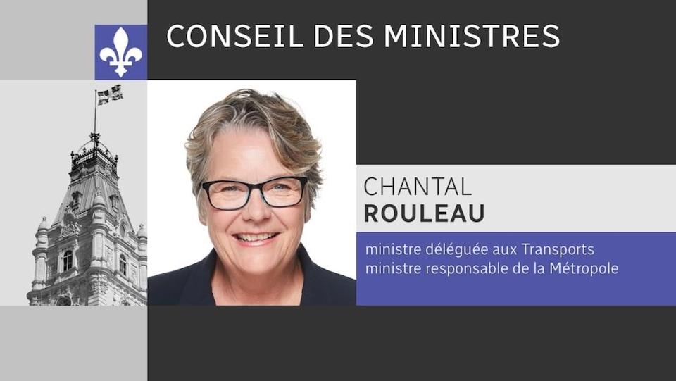 Elle sera ministre déléguée aux Transports et ministre responsable de la métropole.