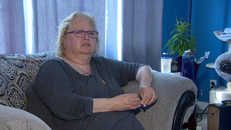 La qualité de vie de Charlene Klyne a considérablement diminué à la suite de la fusillade.