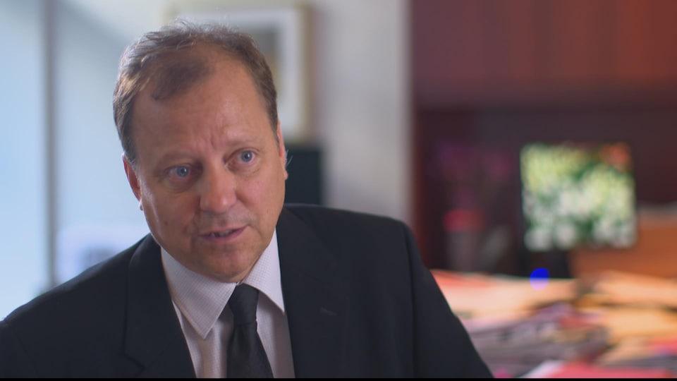 Charles Tanguay, porte-parole de l'Office de la protection du consommateur (OPC)