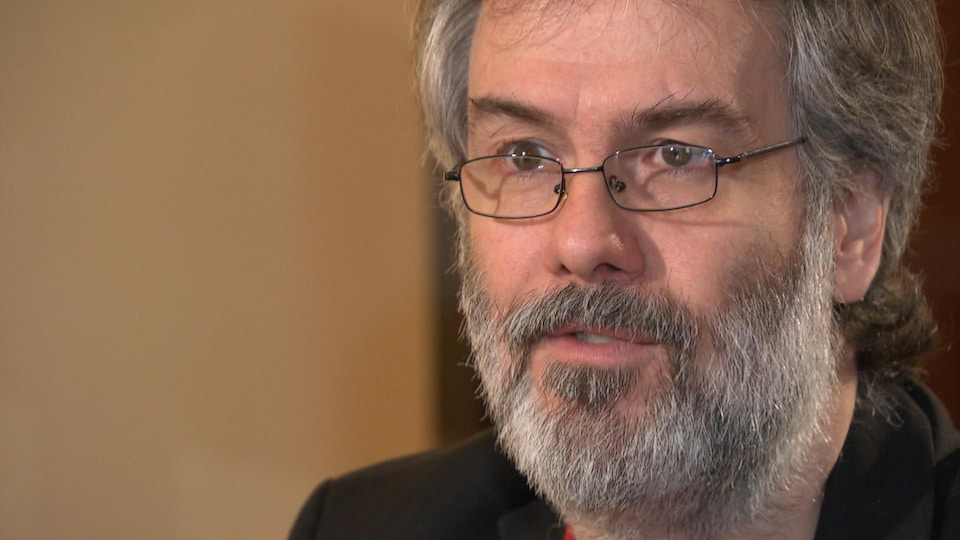 Sylvain Chartrand, directeur du Groupe de défense des intérêts des anciens combattants canadiens.