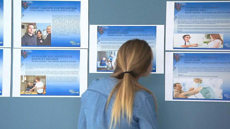 Le recrutement intensif du Centre intégré de santé et services sociaux suscite de l'intérêt.