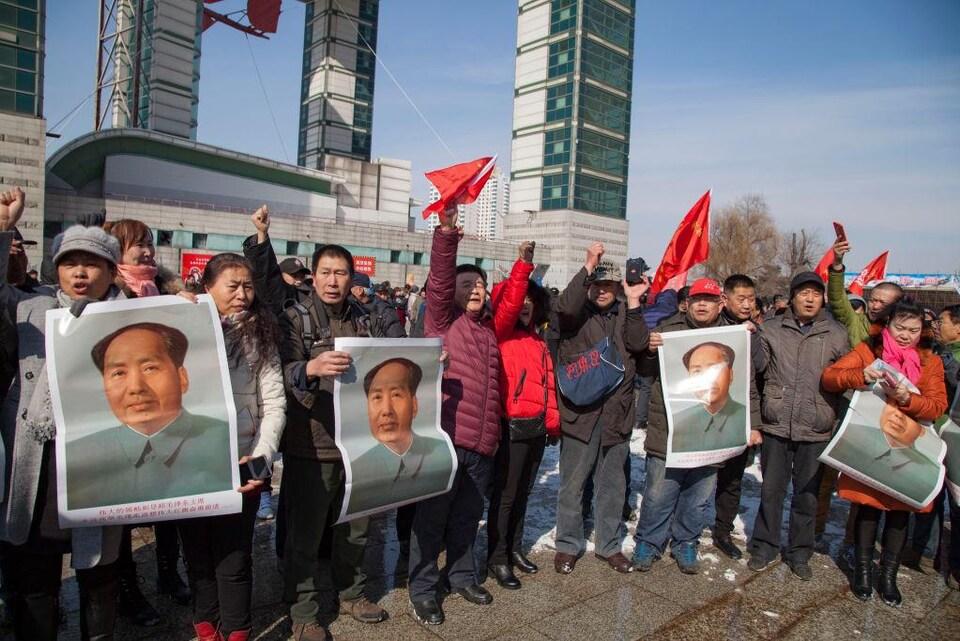 Des Chinois de la province de Jilin ont appelé au boycottage de produits sud-coréens le 5 mars dernier. Les grands magasins du conglomérat sud-coréen Lotte sont particulièrement visés.