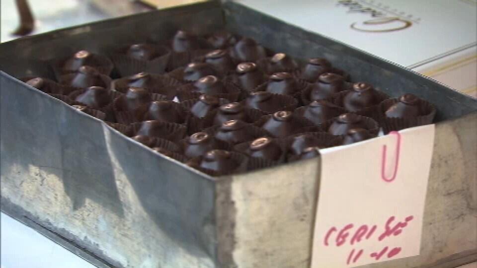 La boutique Chocolats Andrée de Montréal a fermé ses portes.