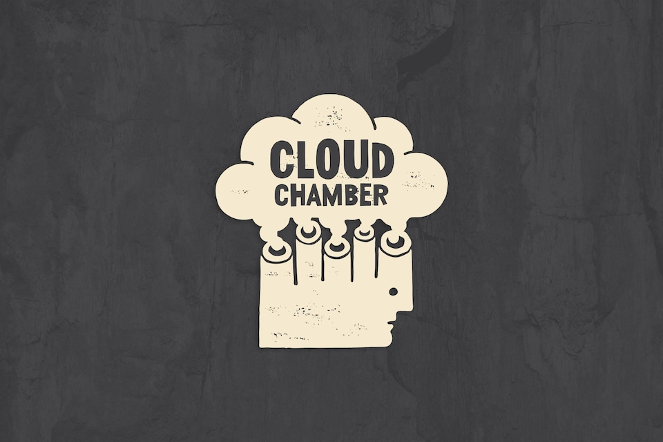 Le logo du studio Cloud Chamber.