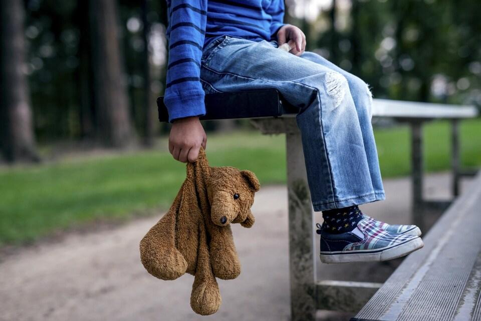 Le nombre de crimes sexuels contre des enfants rapportés à la police augmente au Canada.