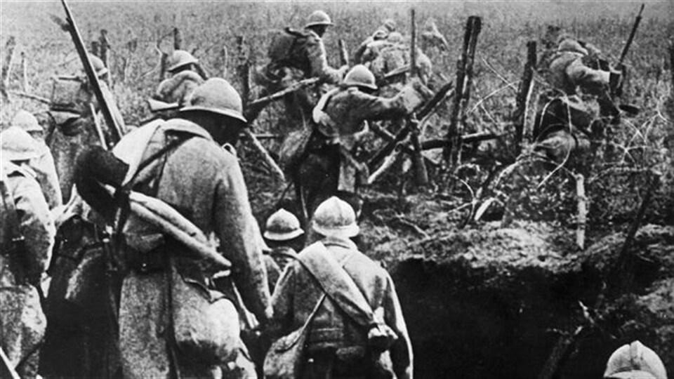 La Première Guerre Mondiale 14-18