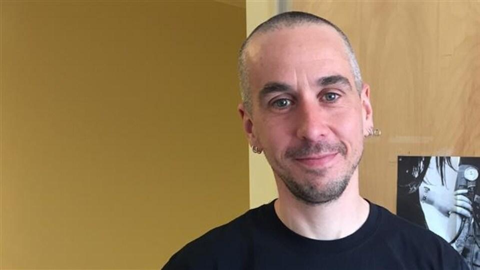Damien Contandriopoulos, titualire de la Cahire de recherche Politiques, Connaissances Santé