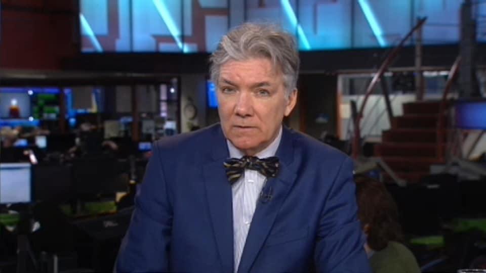 Daniel Turp, professeur en droit international et en droit constitutionnel à l'Université de Montréal.