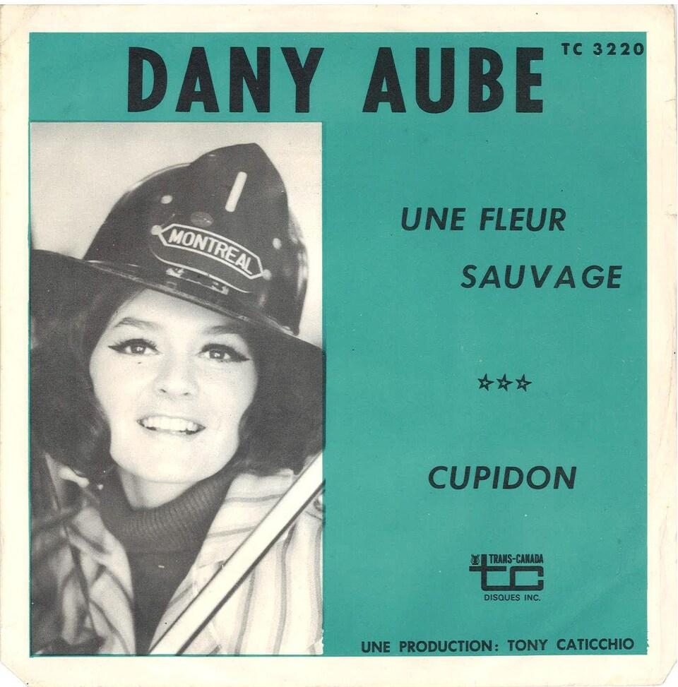 Un 45 tours de Dany Aubé