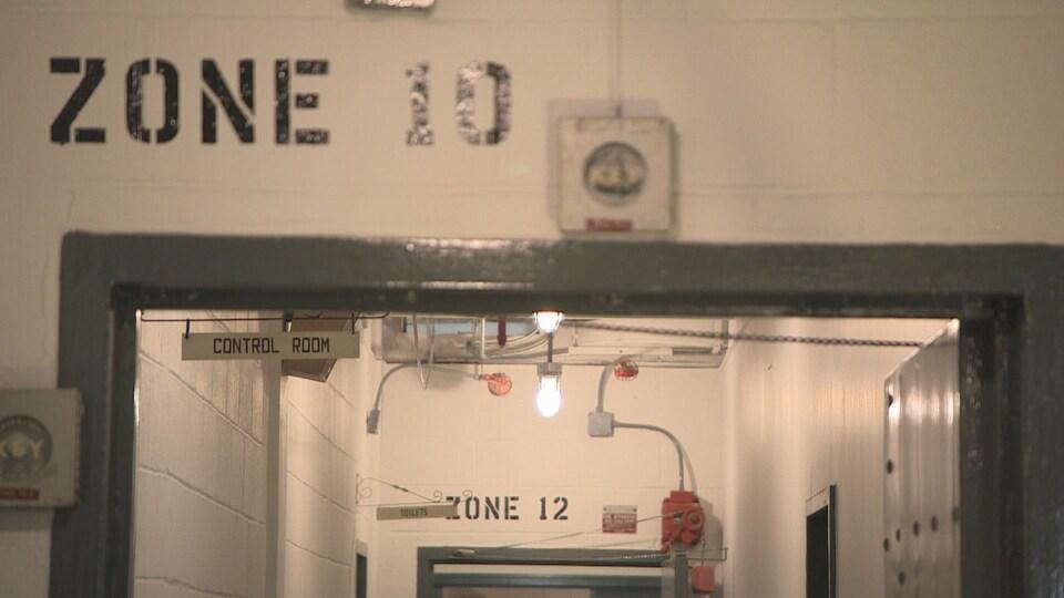 Le bunker de Debert est l'un des quelques abris nucléaires construits dans les années 1960 par le gouvernement fédéral.