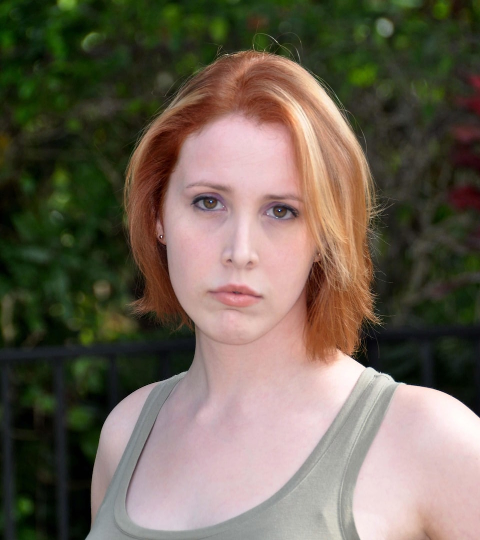 Dylan Farrow, fille adoptive de Mia Farrow et de Woody Allen.