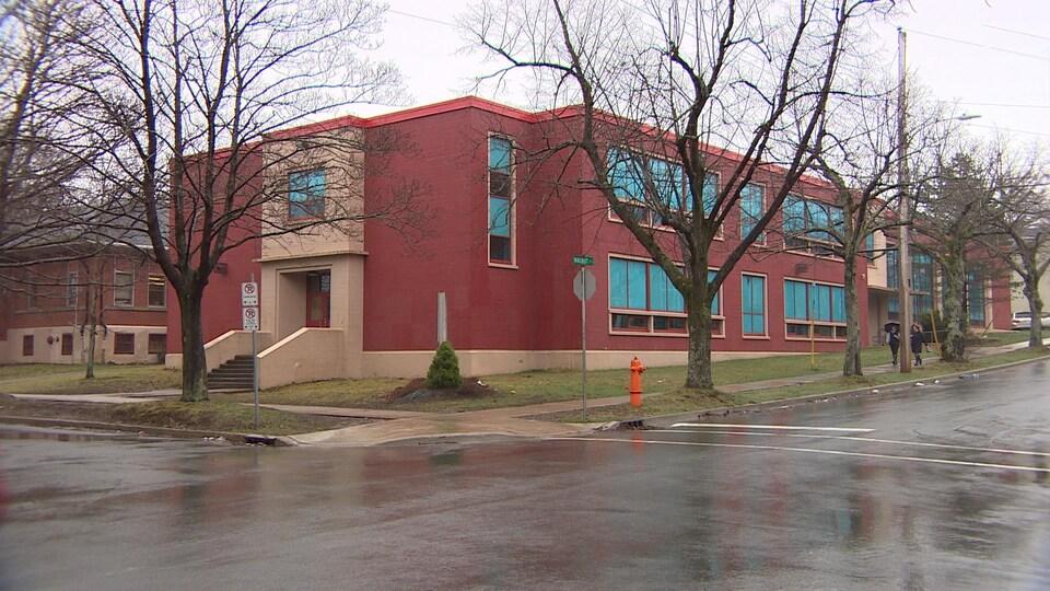 École Beaufort à Halifax