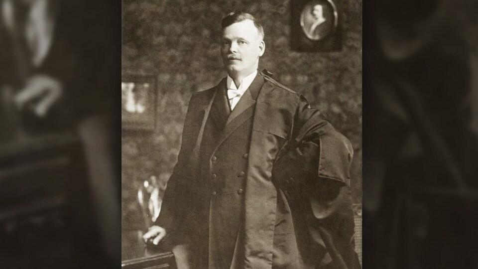 Henri-Edgar Lavigueur, le marie de Québec au moment des émeutes