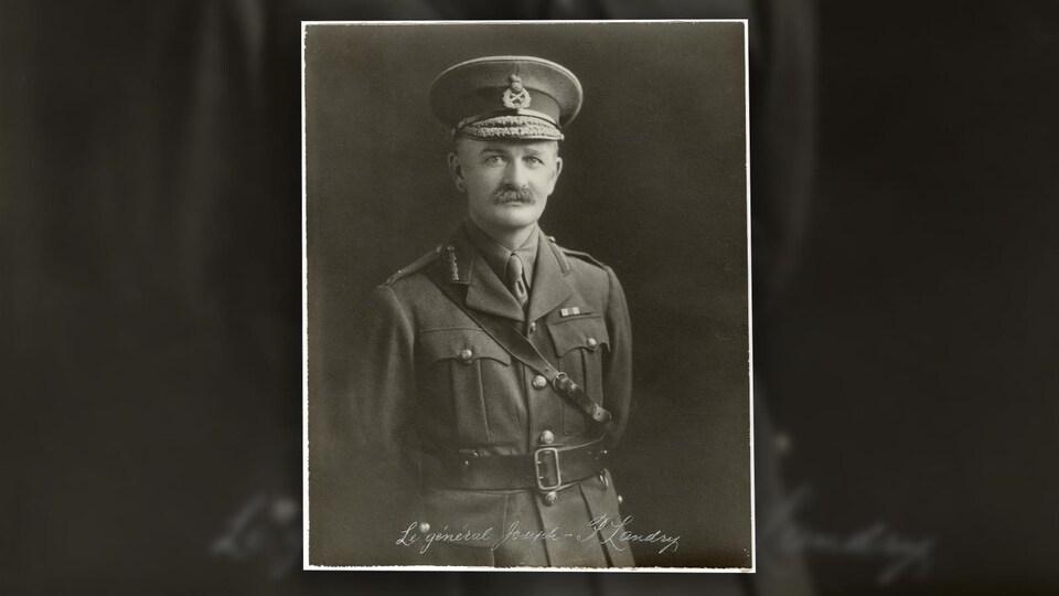 Le général Joseph-Philippe Landry