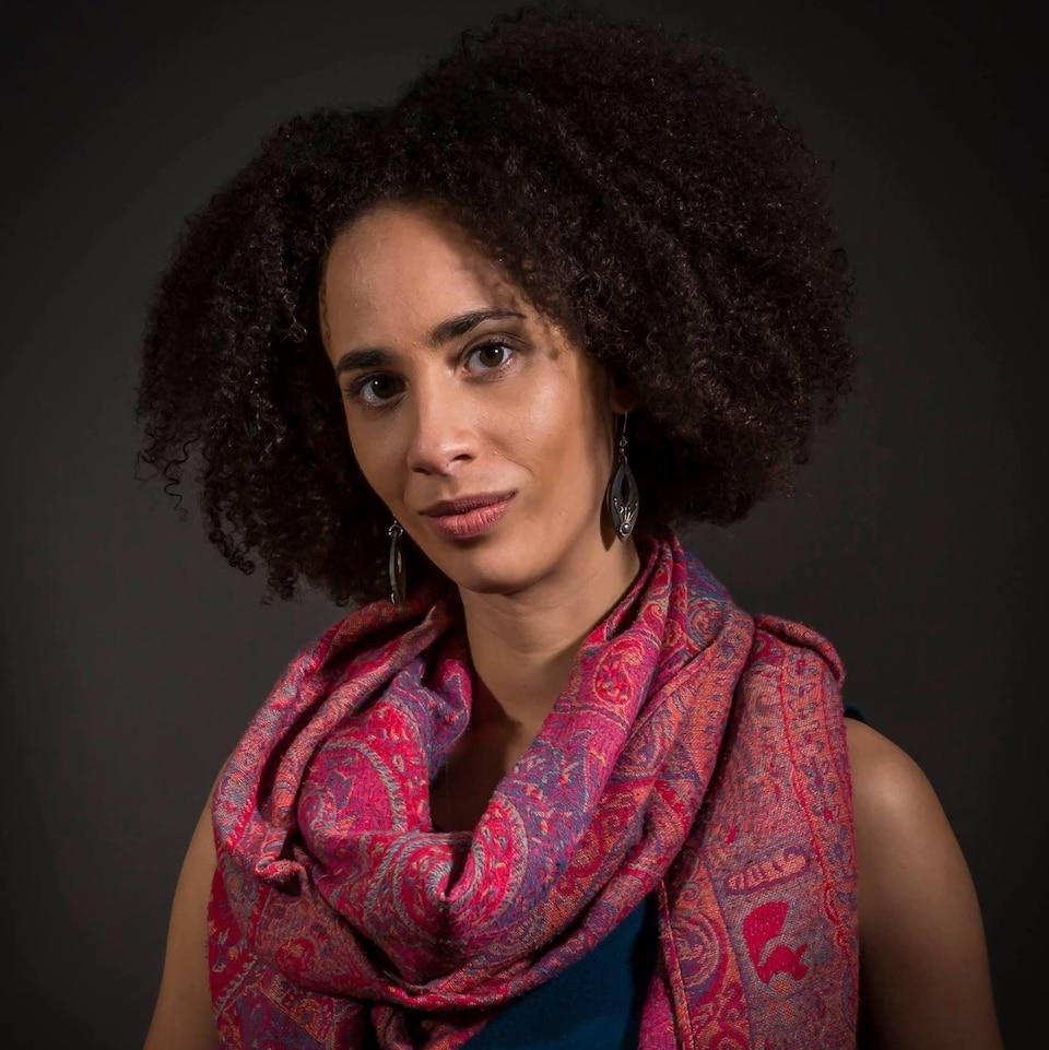 Émilie Nicolas, cofondatrice de Québec inclusif et militante pour les droits de la personne.