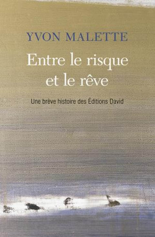 Une page couverture de livre.