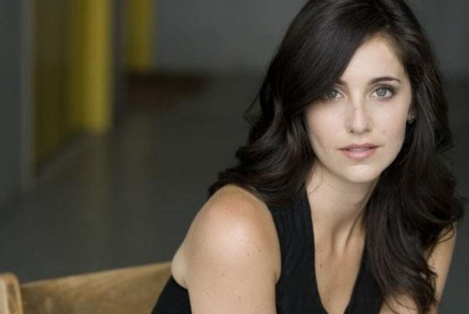 Le producteur Harvey Weinstein aurait tenté d'embrasser l'actrice montréalaise Erika Rosenbaum.