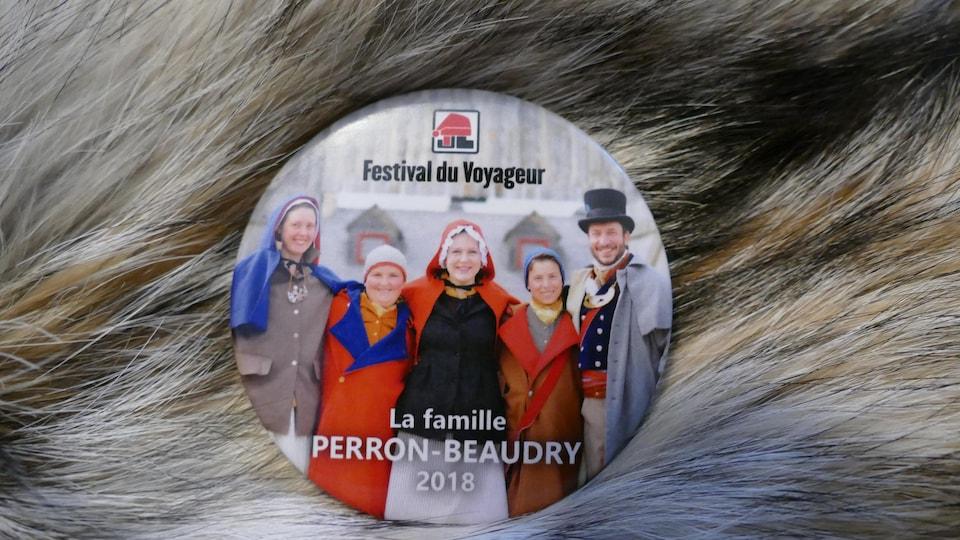 La famille des Voyageurs officiels 2018