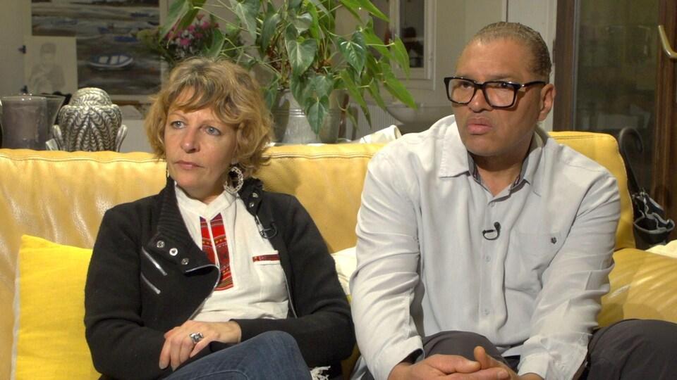 Véronique et Thierry Roy