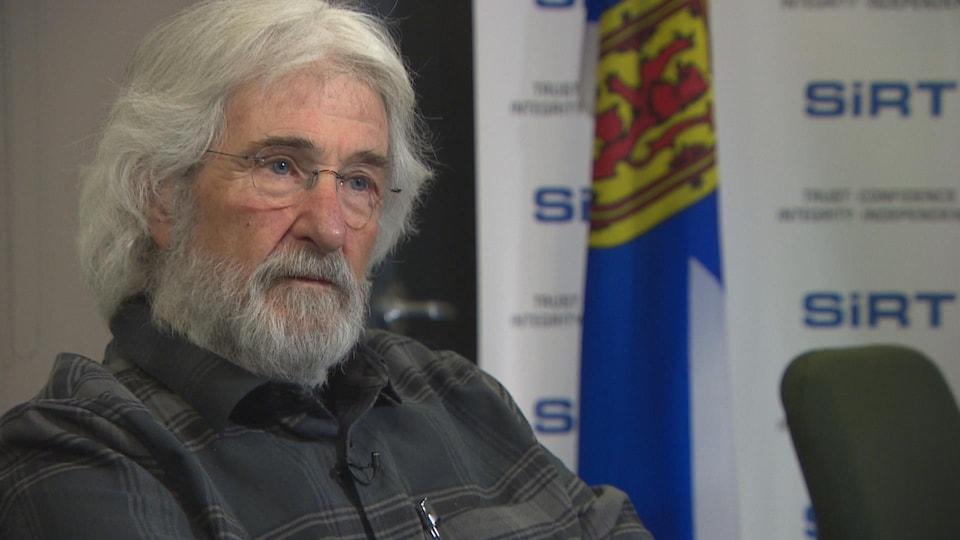Félix Cacchione, directeur du SiRT, en entrevue.