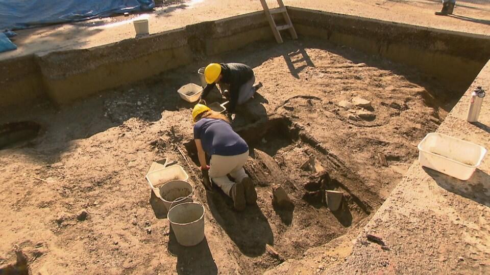 Le chantier-école est de retour pour une deuxième année dans Limoilou.