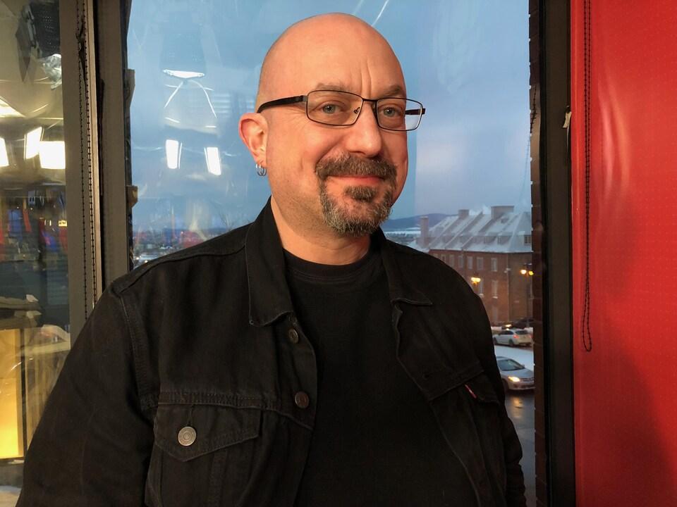 Francis Dupuis-Déri, professeur de science politique et spécialiste de l'altermondialisme.