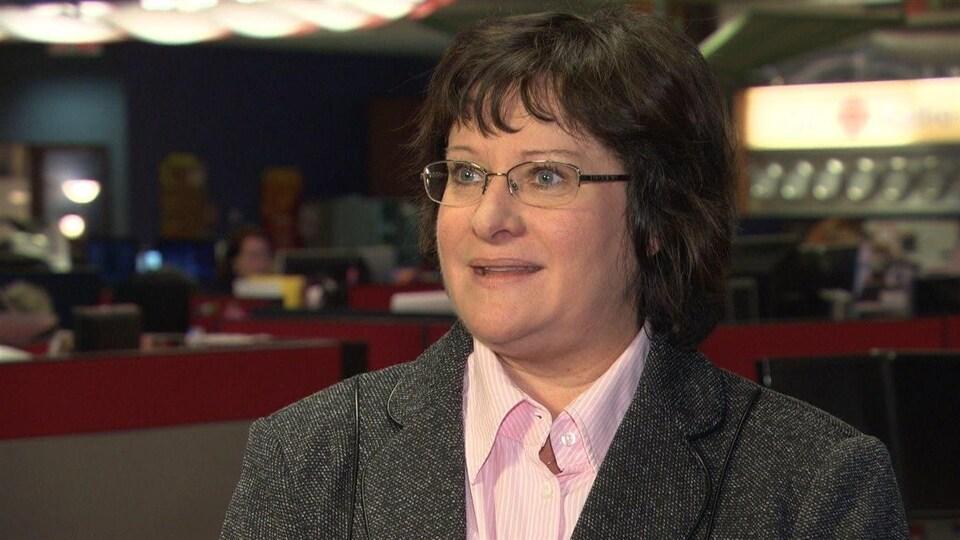 Françoise Boivin, ex-députée du NPD.