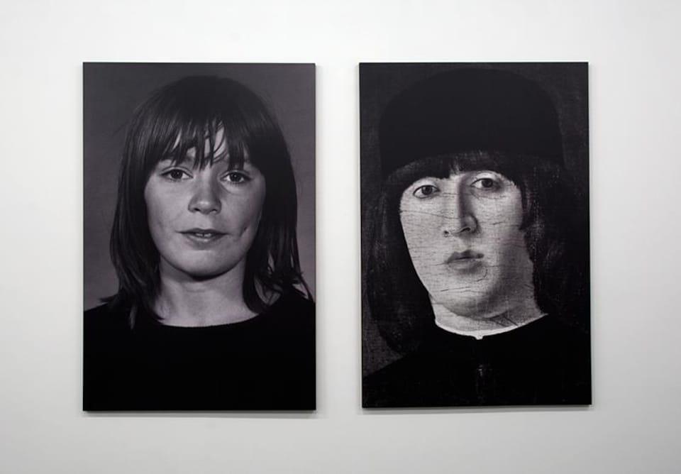 «Portraits de personnes qui se ressemblent» de Françoise Sullivan