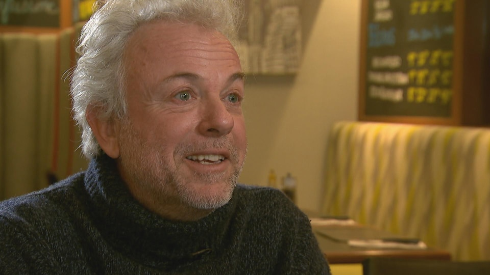 Frédéric Lenoir en entrevue avec Alain Crevier.