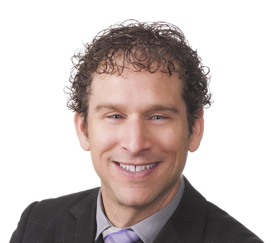 Frédérick McGraw est le directeur général de la CBDC de la Péninsule acadienne