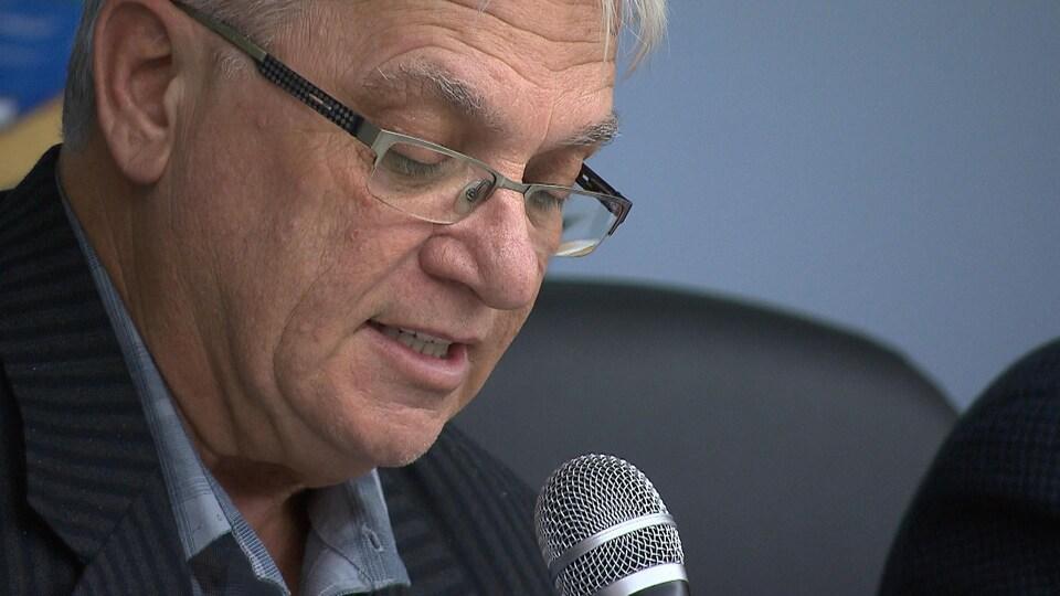 Gérard Coulombe est le nouveau directeur général de la Municipalité de Baie-Trinité.